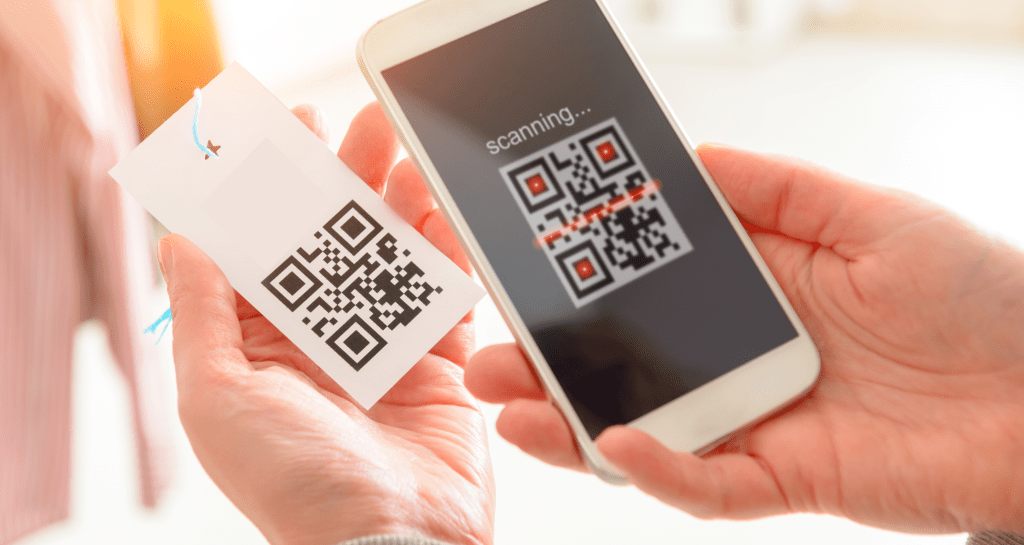 Seek QR Codes that have been Mobile Optimized with Oysso